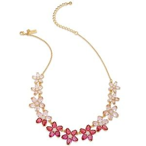Kate Spade Bed of Roses Necklace
